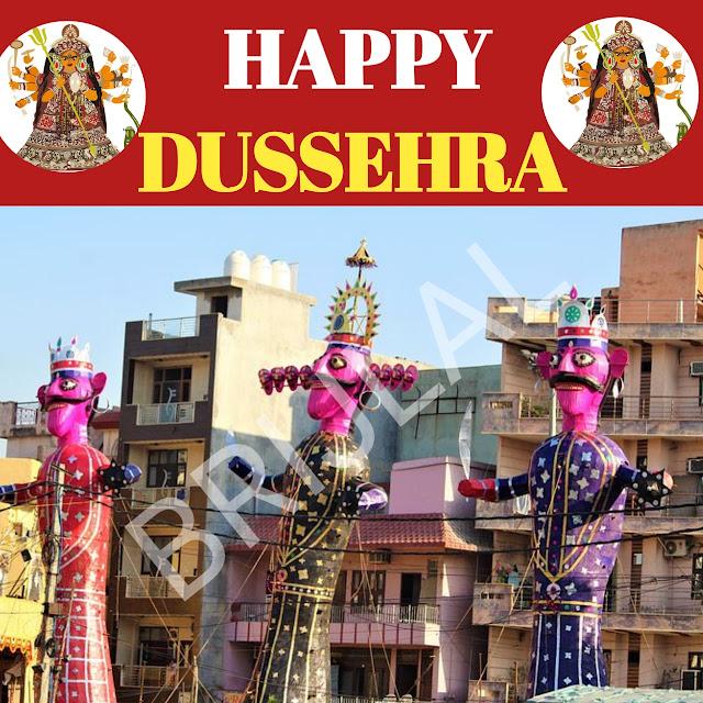 Happy dussehra 2019-20