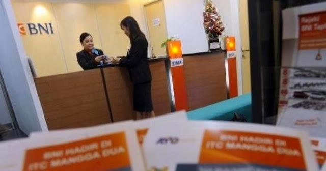 Lowongan Kerja PT. Bank BNI Persero