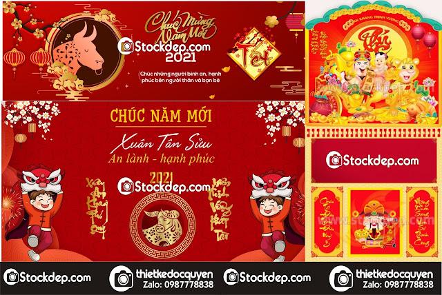 Chia sẻ mẫu  background Mừng năm mới 2021-2022-2023