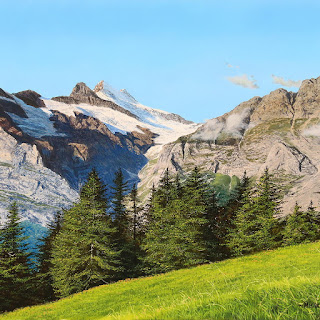 pinturas-escenas-elementos-de-la-naturaleza paisajes-pinturas-realistas-oleo