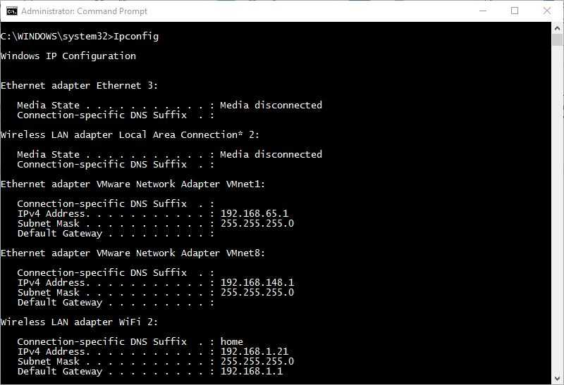 Best CMD Commands Used In Hacking [ In Hindi ]