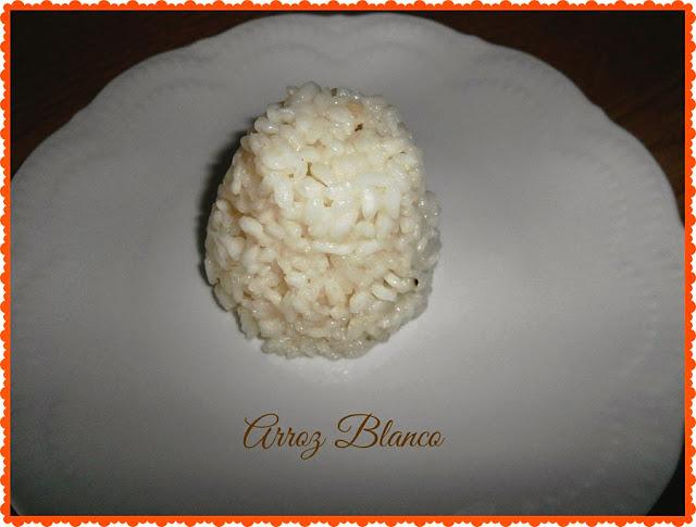 cómo preparar arroz blanco