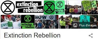 tout sur extinction rebellion