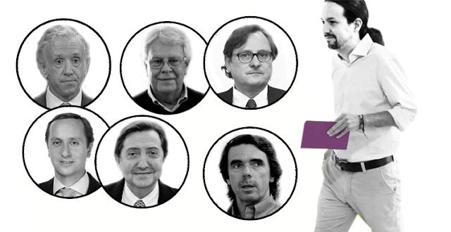 Hay que hundir a Podemos, cueste lo que cueste. Manolo Monereo