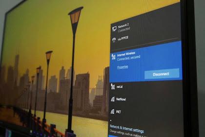 Cara Mudah Mengetahui Password WiFi di Laptop Yang Sudah Tersambung
