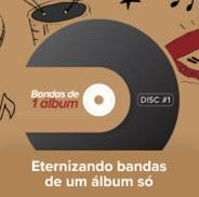 Bandas de 1 Álbum