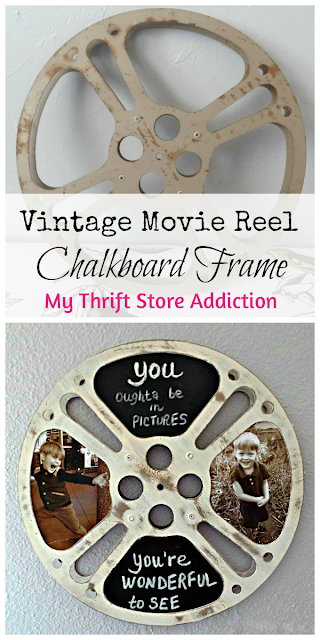 repurposed movie reel