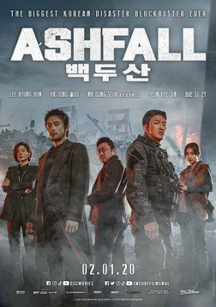 Ashfall 2019 BRRip 400MB Hindi Dual Audio 480p