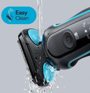 Braun scheerapparaat waterproof