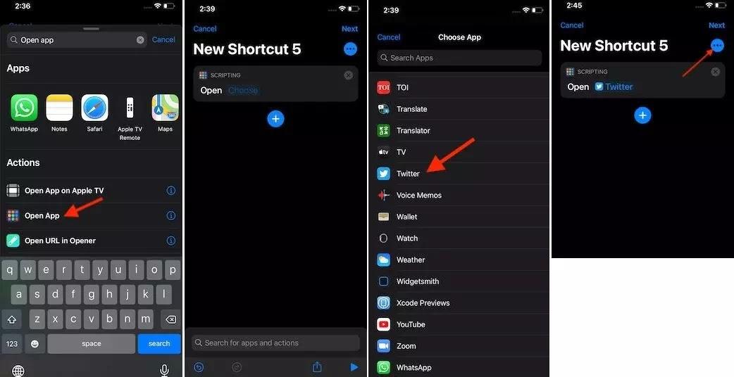 cara mengubah icon aplikasi di iPhone-4