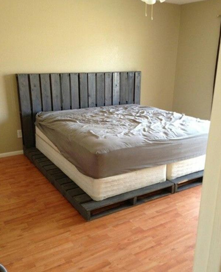 11 INGENIOUSLY BEAUTIFUL DIY PALLET BED DESIGNS