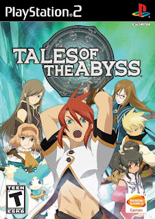 Tales of the Abyss NTSC PS2