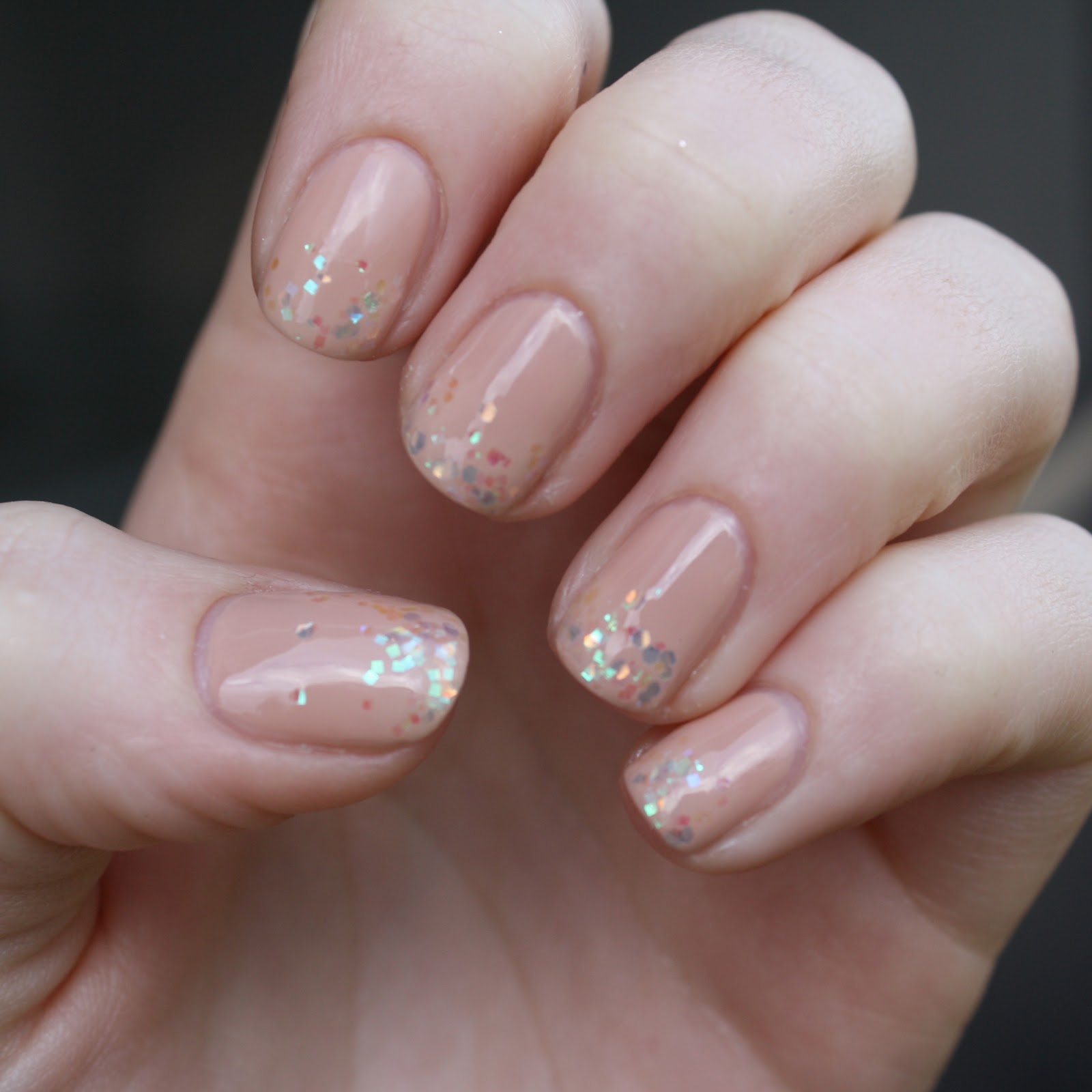 Beauty School Dropouts Champagne Bubbles New Year S Eve Manicure