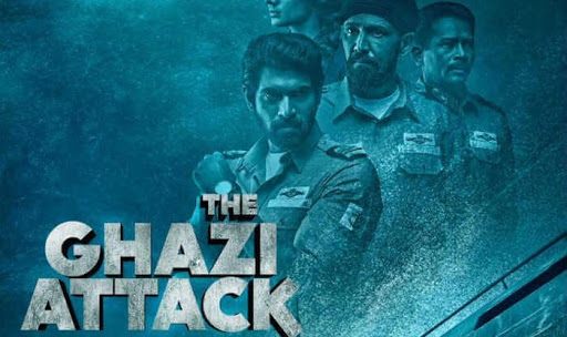 The Ghazi Attack - Best Patriotic Bollywood Movies of all Time