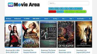 Hdmoviearea – 300MB Movies, 480p Movies, 720p Movies  Dual Audio HD Movies