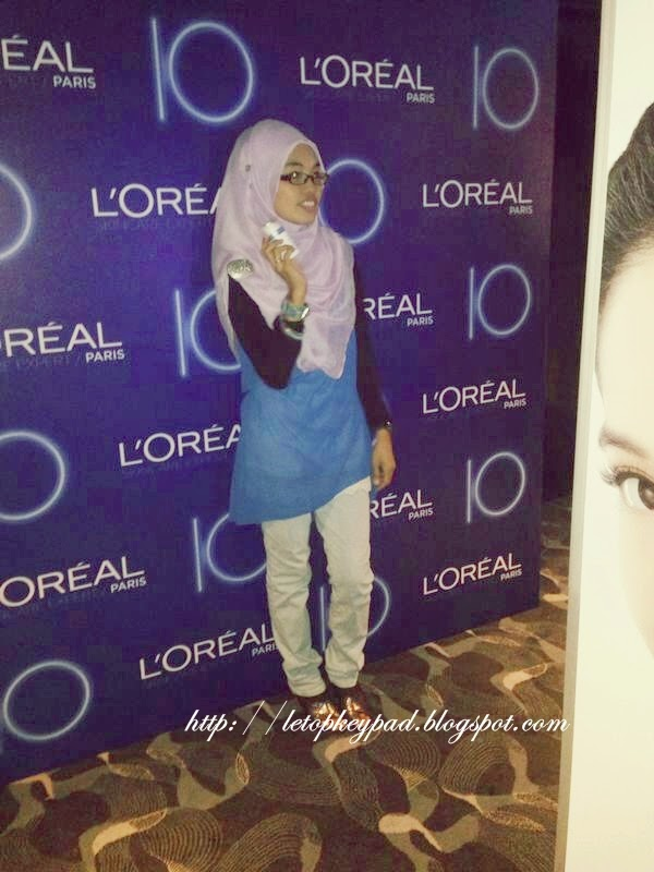 Event Loreal Paris White Perfect Total 10 Blogger Tea Party Awesome.