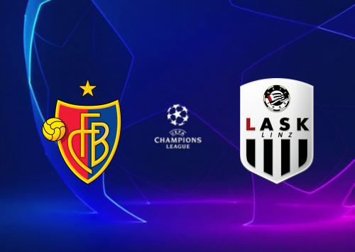 Basel vs LASK - Highlights 7 August 2019