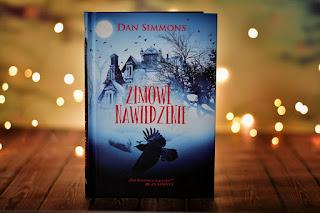 """Dan Simmons - """"Zimowe nawiedzenie"""""""