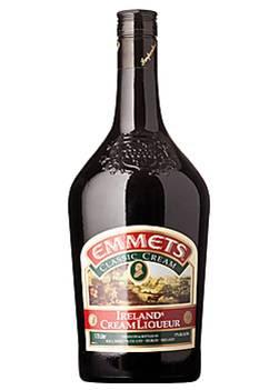 Emmets classic cream liqueur