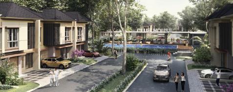Ingin Mempunyai Hunian Kekinian? Pilih Rumah Minimalis 2 Lantai Citra Raya Tangerang