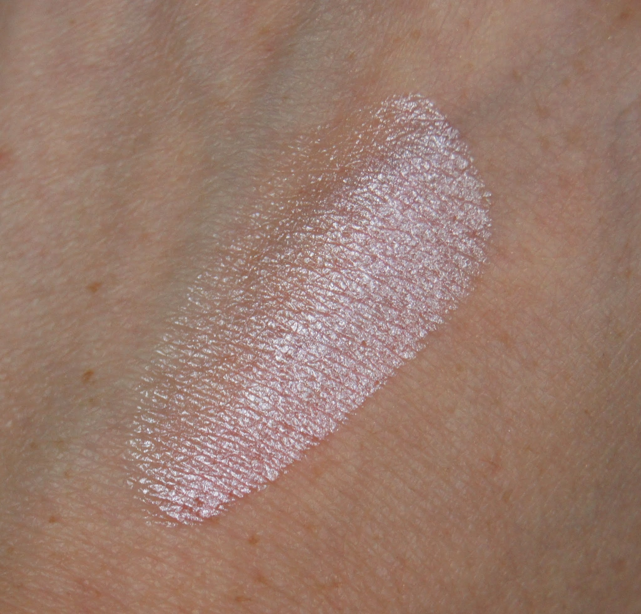 Illamasqua Cream Blusher Lies Swatch