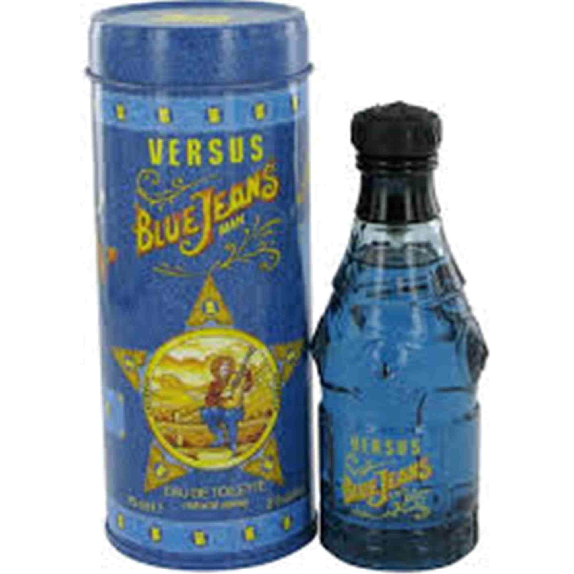 Versace Blue Jeans For Men Perfume 100 ml