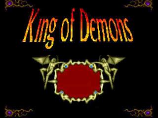 King of Demons (Majuu-Ou)