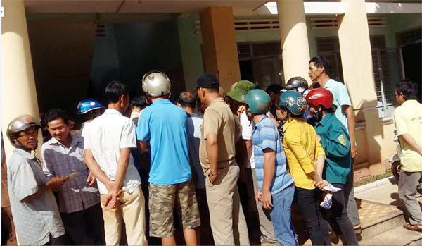 Gia Lai: Nông dân bức xúc vì hỗ trợ không công bằng