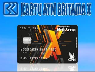 ATM BritAma X