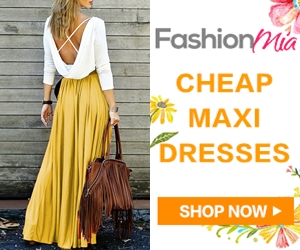 Fashionmia Cheap Maxi Dresses