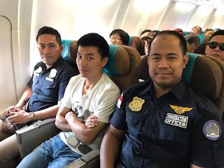 Imigrasi Kuala Tunggal Deportasi WNA
