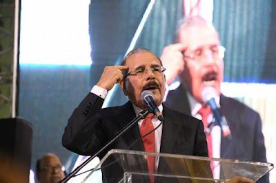 Presidente Medina afirma que Leonel no va para ningún lado en 2020