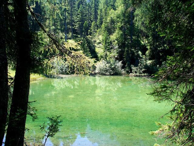 Trekking facili in Cadore Dolomiti venete