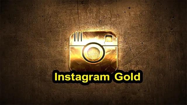 تحميل إنستقرام الذهبي Instagram Gold اخر إصدر 2022