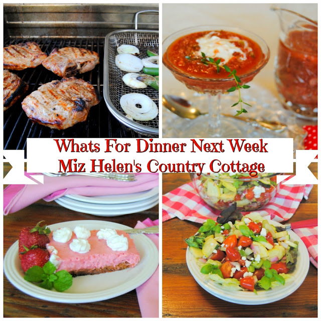 Whats For Dinner Next Week,6-14-20 at Miz Helen's Country Cottage