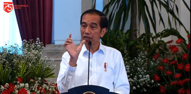 Kuartal II 2020 Bisa Minus 5 Persen, Jokowi Dorong Relaksasi UMKM Dipercepat