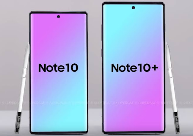 Samsung Galaxy note 10 and note 10+ alltechhub