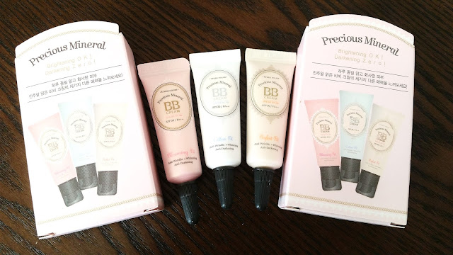Etude House Precious Mineral BB Cream Kits