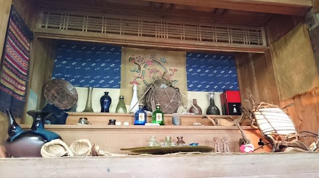 御殿山の仏壇の写真