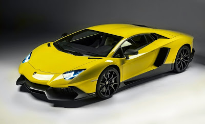 automotive lover: lamborghini aventador lp 720-4 50° anniversario