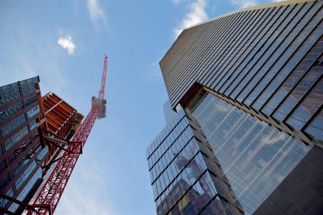 Construction and Masonry in New York