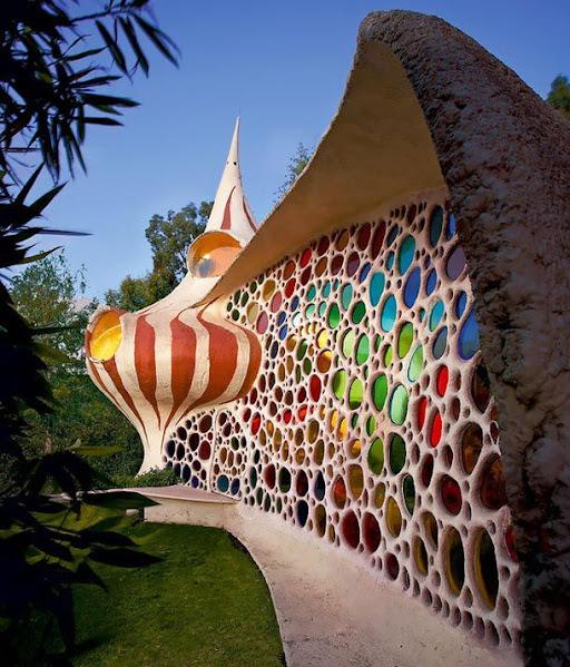Ngôi nhà tên Nautilus, Mexico