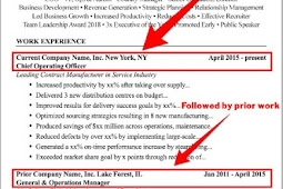 How To Write Employment Winning Resume That Places Yours On Top
