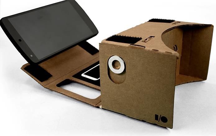 DIY Virtual reality στο κινητό σου από την Google 3