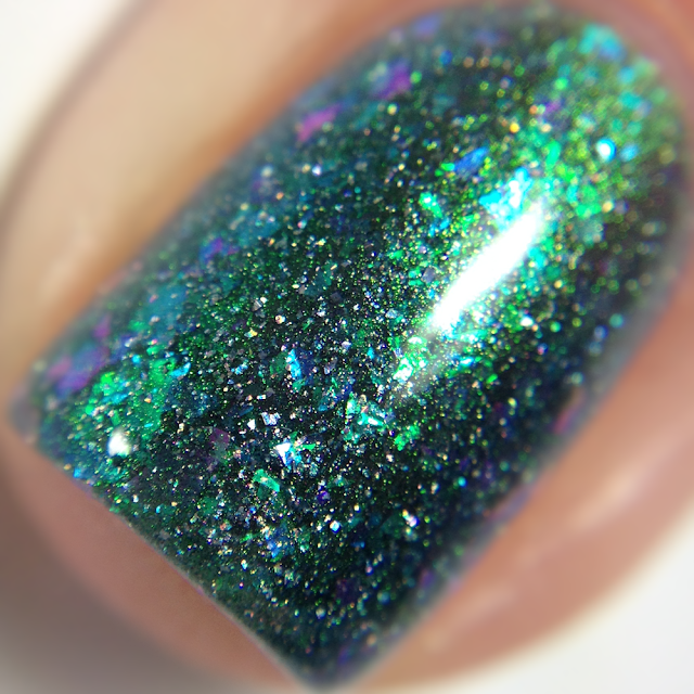 Lollipop Posse Lacquer-Unoccupied History