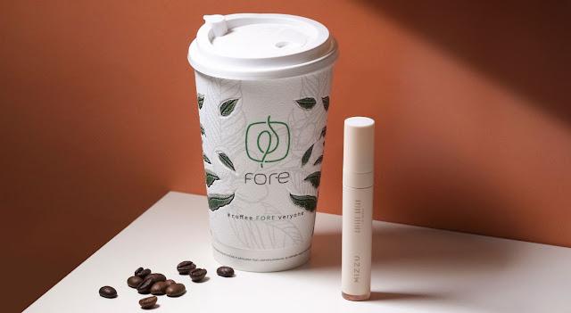 MIZZU COFFEE BREAK LIP CREAM X  FORE COFFEE