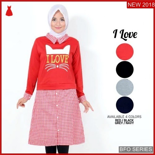 BFO052B36 I Model LOVE CAT Jaman Now DRESS BMGShop
