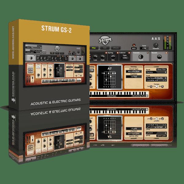 AAS Strum GS-2 v2.3.1 Full version