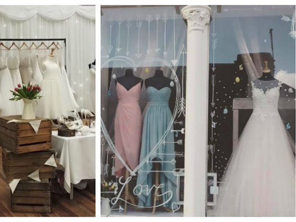 Wedding Dress Shopping For the First Time: Tips & Advice