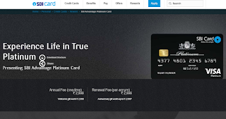 SBI-platinum-credit-card, How to Apply SBI Credit Card Online